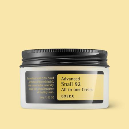 Advanced Snail All In One Krém 92% Csiganyálka Szűrlettel 100ml