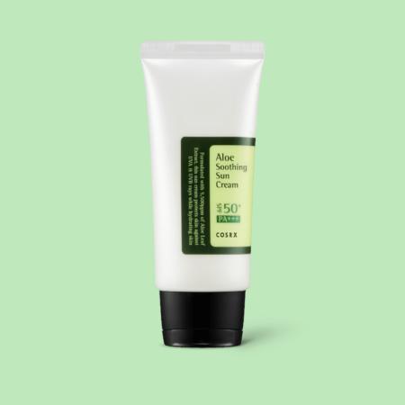 Aloe Verás Nyugtató Fényvédő Krém SPF50+ PA+++ 50ml