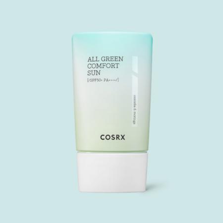 Shield Fit All Green Comfort Sun Fényvédő SPF50+ PA+++ 50ml