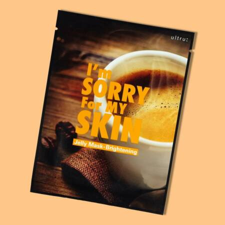 I'm Sorry For My Skin Ragyogásfokozó Zselé Maszk (1db)