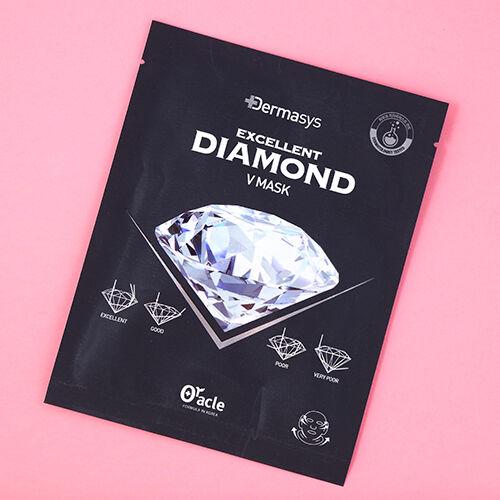 Dermasys Gyémánt V Fátyolmaszk (1db)