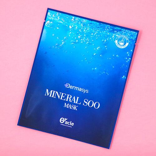 Dermasys Mineral Soo Fátyolmaszk (1db)