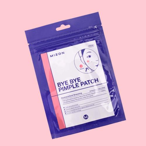 A Mizon Bye Bye Pimple Patch pattanás elleni tapasz igazi gyors és hatékony segítség a gyulladt pattanásokkal szemben!