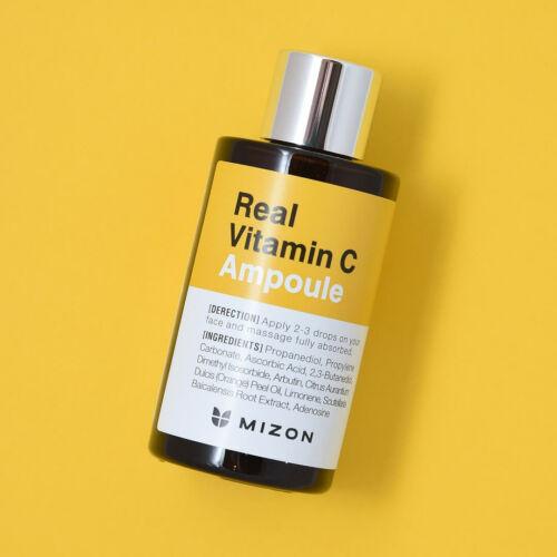 19% C-vitamint tartalmazó koreai szérum, mely segít küzdeni a pigmentfoltok és pattanás utáni hegek ellen, illetve javítja a bőr kollagéntermelődését.