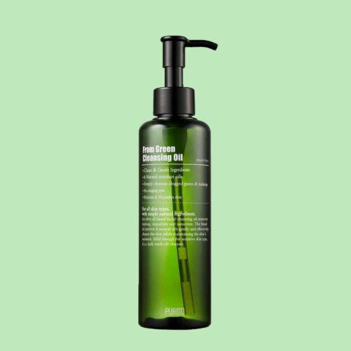 Nyugtató hatású arctisztító olaj 5-féle természetes esszenciális olajjal, mely gyengéden távolítja el a fényvédőt, az erős sminket és szennyeződéseket a bőrről.
