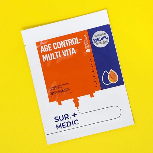 Fiatalító Multivitaminos Fátyolmaszk